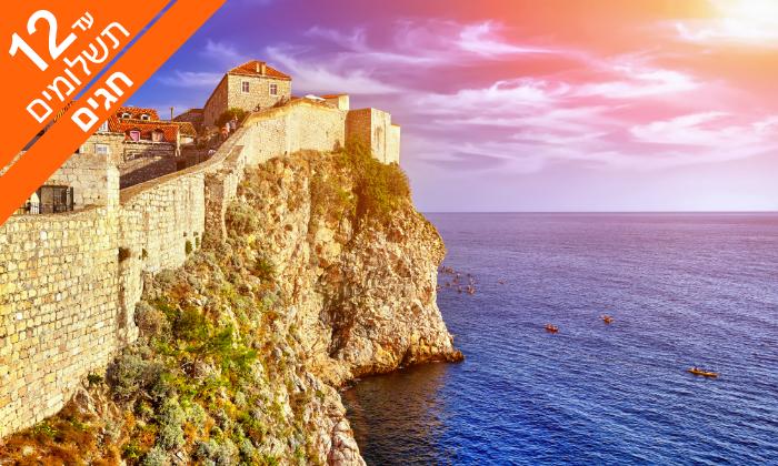 7 סלובניה, קרואטיה ופלאי הטבע האדריאטי, כולל חגים