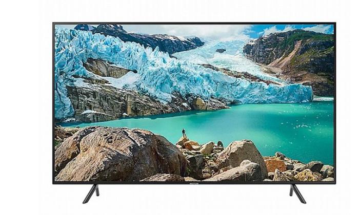 3 טלוויזיה חכמה 4K SAMSUNG, מסך 75 אינץ'