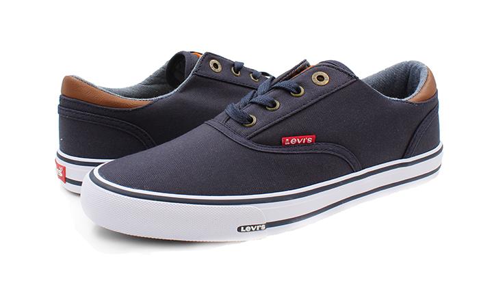 9 נעלי סניקרס לגברים ליוויס LEVI'S