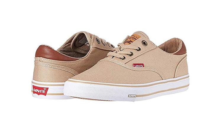 18 נעלי סניקרס לגברים ליוויס LEVI'S