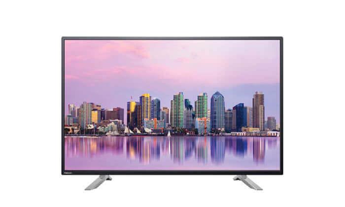 3 טלוויזיה 65 אינץ' SMART TOSHIBA 4K