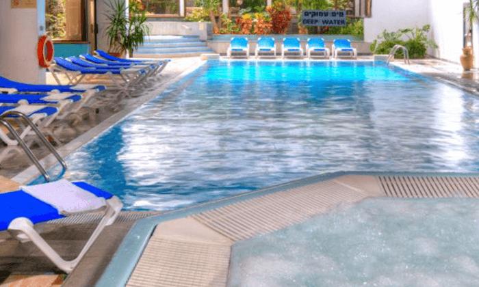 5 חופשה ירושלמית - מלון גני ירושלים וסיור בשוק מחנה יהודה התוסס
