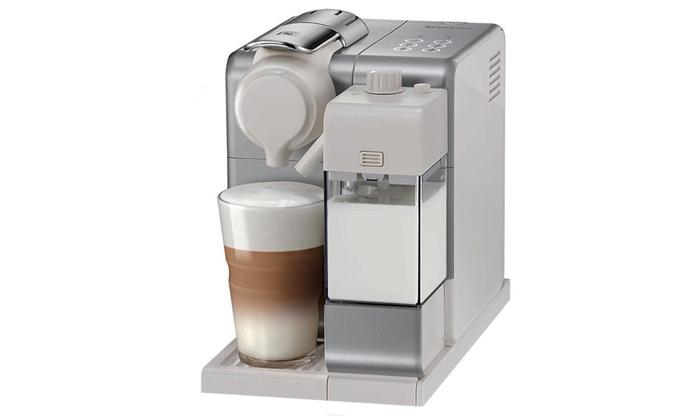 מכונת אספרסו Nespresso Lattissima - משלוח חינם