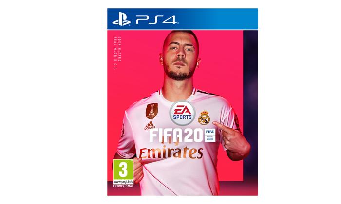 2 משחק FIFA 20 לקונסולת Playstation 4