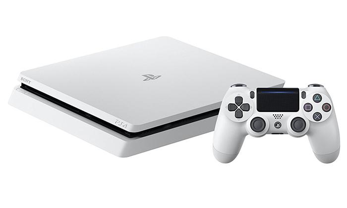 5 קונסולת משחק פלייסטיישן Playstation 4 Slim
