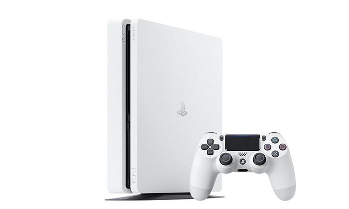 2 קונסולת משחק פלייסטיישן Playstation 4 Slim