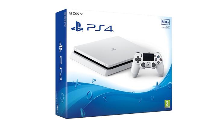4 קונסולת משחק פלייסטיישן Playstation 4 Slim