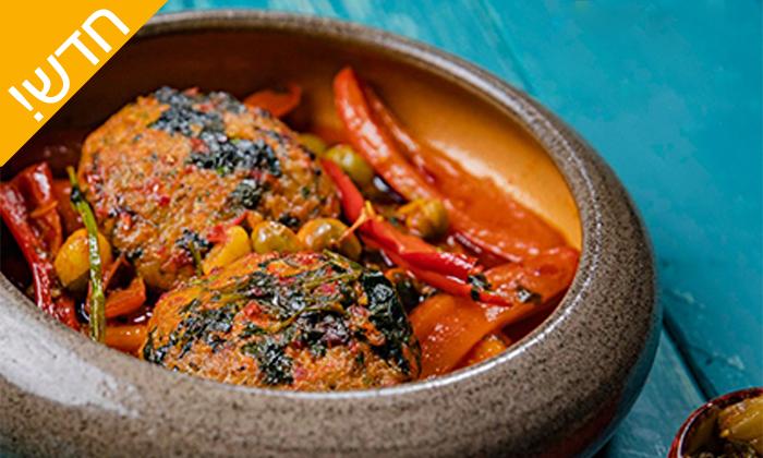 """9 """"קוקה"""" המטבח של לאה סיבוני בשדרות רגר, באר שבע - ארוחת בשרים זוגית כשרה"""