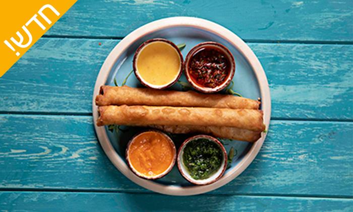 """5 """"קוקה"""" המטבח של לאה סיבוני בשדרות רגר, באר שבע - ארוחת בשרים זוגית כשרה"""