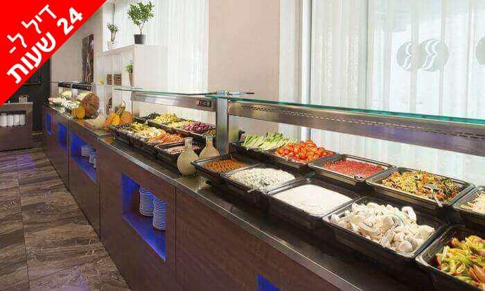 11 דיל ל-24 שעות: יום פינוק עם עיסוי וארוחת בוקר במלון רמדה, נתניה