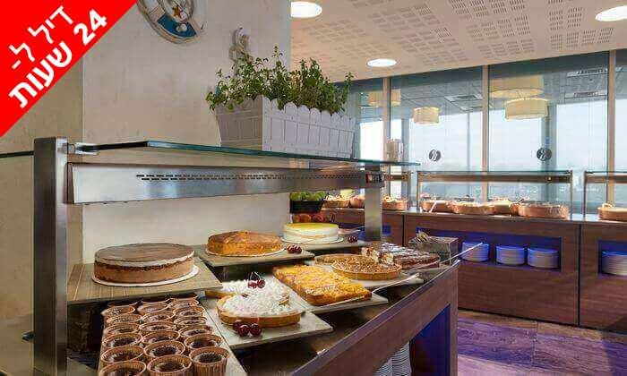 6 דיל ל-24 שעות: יום פינוק עם עיסוי וארוחת בוקר במלון רמדה, נתניה
