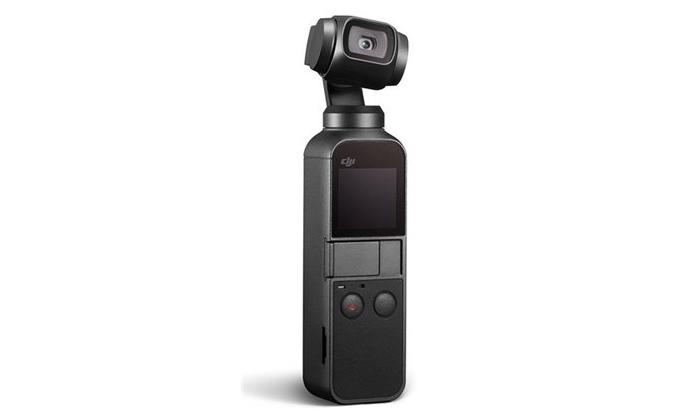 מצלמת אקסטריםDJI Osmo Pocket