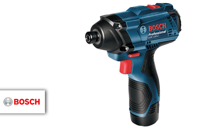 מברגת אימפקט Bosch