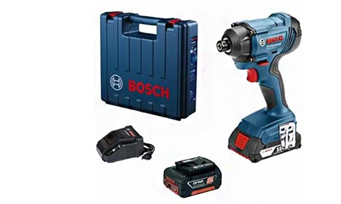 3 מברגת אימפקט Bosch