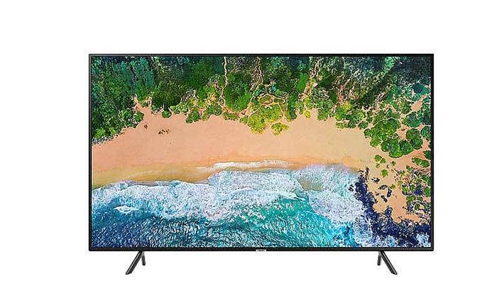 3 טלוויזיה חכמה 4K SAMSUNG עם מסך 43 אינץ'