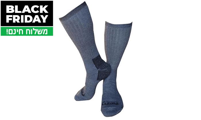 3 3 זוגות גרביים תרמיים OUTLAND יוניסקס - משלוח חינם