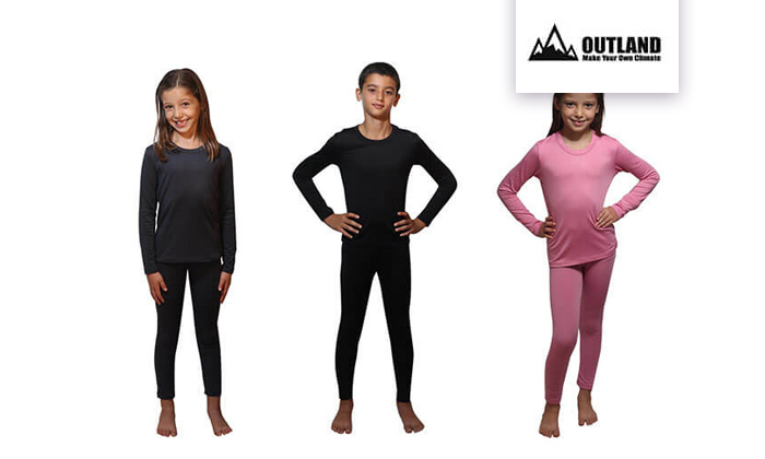 3 חליפה תרמית לילדים - משלוח חינם