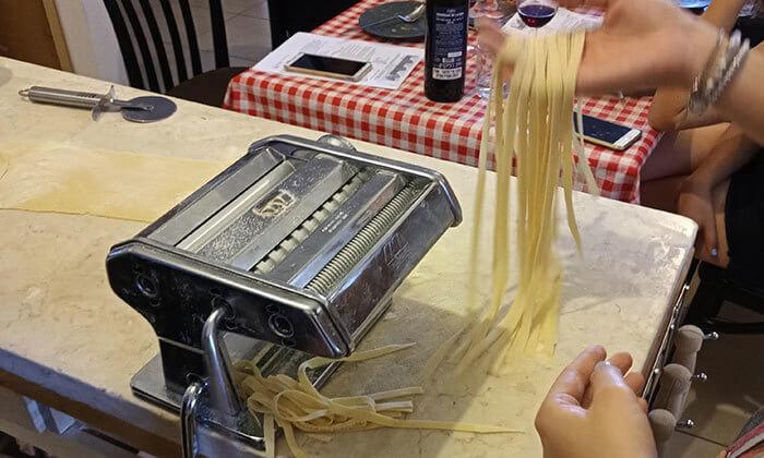 11 סדנת בישול איטלקי וארוחה עם השף ג'אקומו, הוד השרון