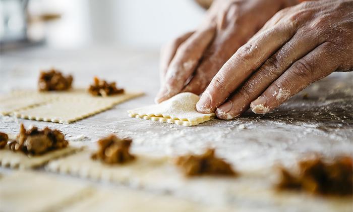 13 סדנת בישול איטלקי וארוחה עם השף ג'אקומו, הוד השרון