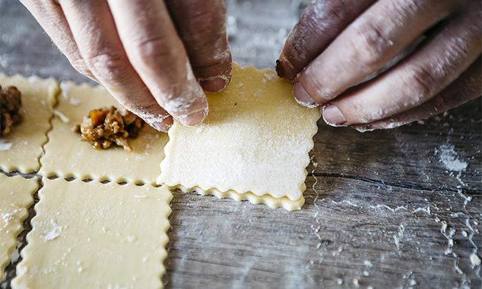 2 סדנת בישול איטלקי וארוחה עם השף ג'אקומו, הוד השרון