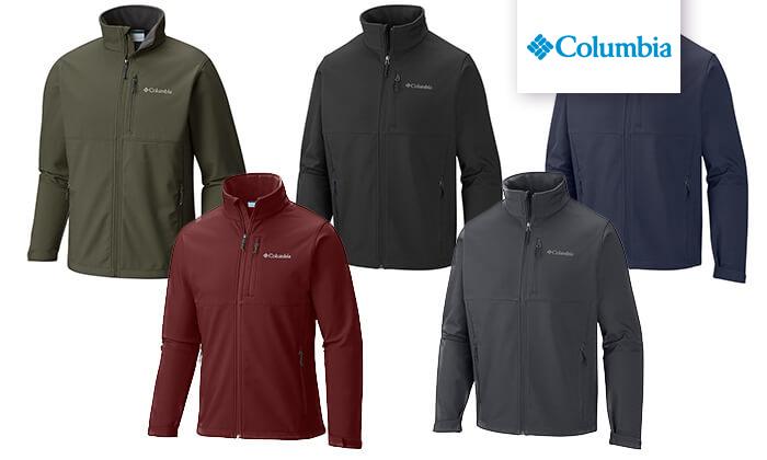 5 מעיל לגברים Columbia