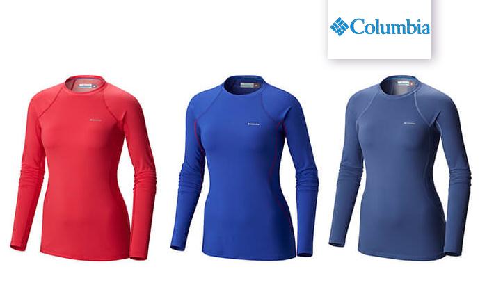 3 חולצה תרמית ארוכה לנשים,Colombia