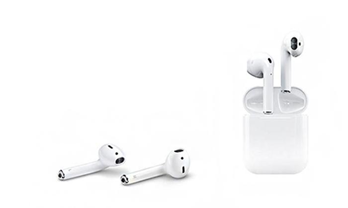 2 אוזניות בלוטות' i12