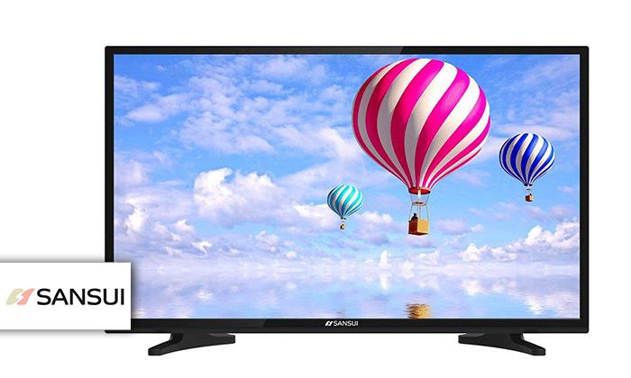 2 טלוויזיה SANSUI, מסך 32 אינץ'
