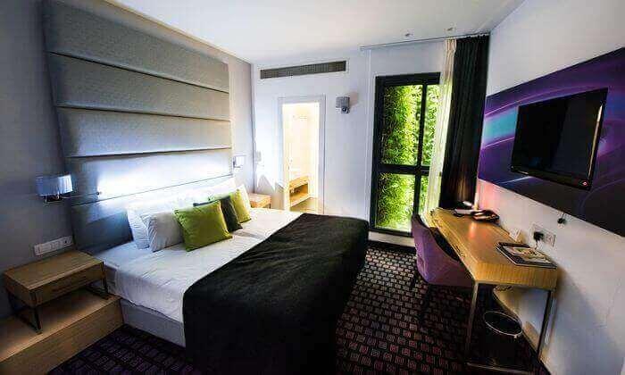 """מלון בוטיק אייל ירושלים, כולל סופ""""ש"""