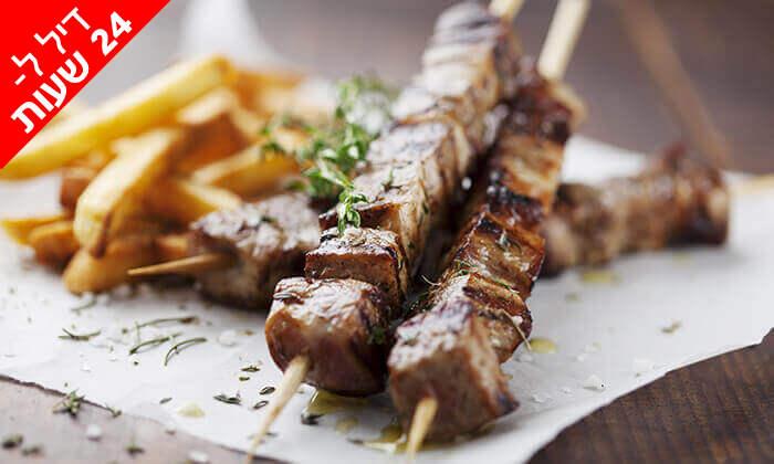 3 דיל ל-24 שעות: אכול כפי יכולתך במסעדת הגריל הלוהט (דאלאס) הכשרה, תל אביב