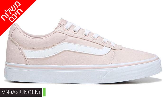 6 נעלי סניקרס לנשים VANS - משלוח חינם לזמן מוגבל