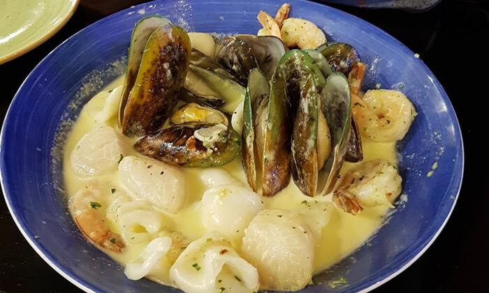7 ארוחה זוגית במסעדת Lalush, נהריה