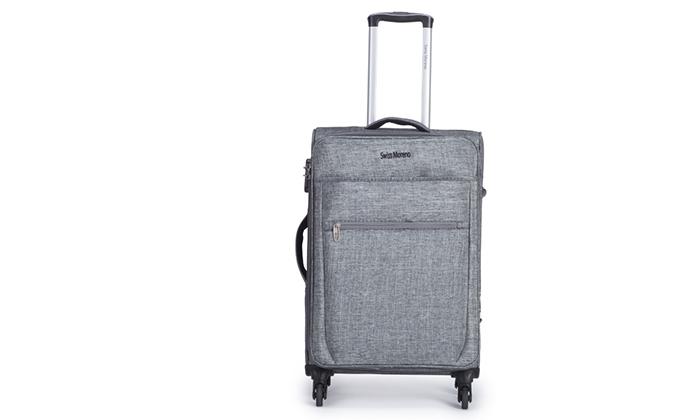 7 סט שלוש מזוודות SWISS