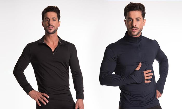 2 חולצה תרמית LEVEL 3 - משלוח חינם