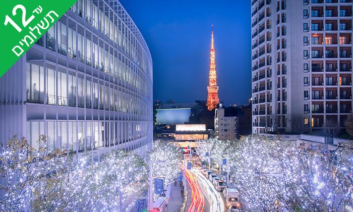 5 טוקיו, קיוטו, אוסקה, האלפים היפנים ועוד - טיול 11 ימים ביפן