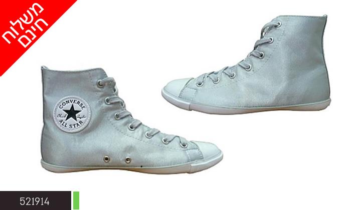 5 נעלי סניקרס לנשים אול סטאר All Star - משלוח חינם