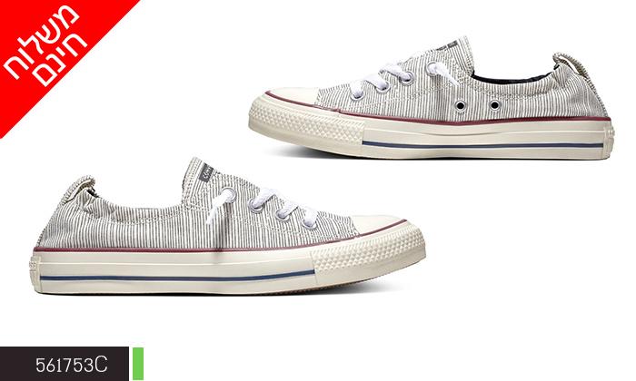 10 נעלי סניקרס לנשים אול סטאר All Star - משלוח חינם