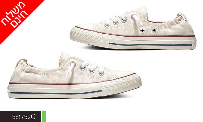 9 נעלי סניקרס לנשים אול סטאר All Star - משלוח חינם
