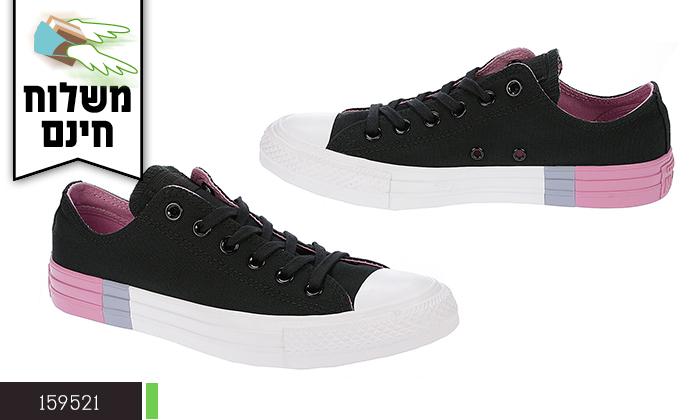 8 נעלי סניקרס לנשים אול סטאר All Star - משלוח חינם