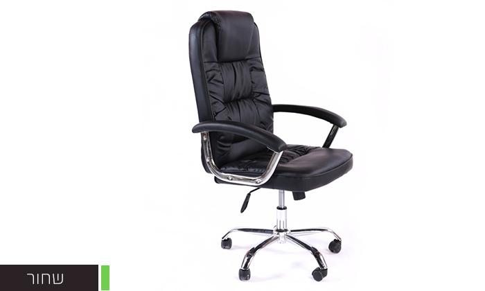3 כיסא מנהלים אורתופדי
