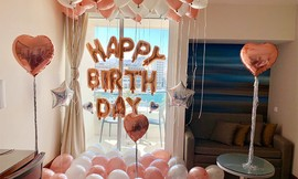 חבילת סידור בלונים Balballoon