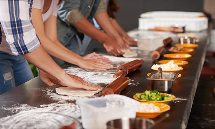 2 ארוחה איטלקית ל-5 סועדים עם שף פרטי מ'מבשלים באהבה' אצלכם בבית