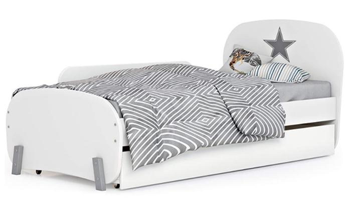 4 רהיטי סוכריה: מיטת ילדים ונוער