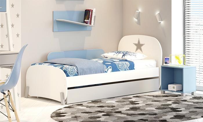 8 רהיטי סוכריה: מיטת ילדים ונוער