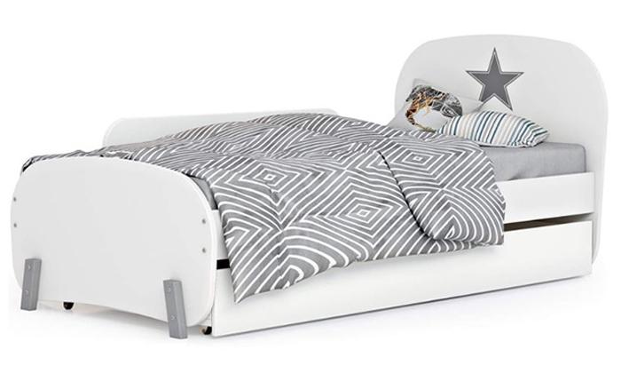 5 רהיטי סוכריה: מיטת ילדים ונוער ברוחב וחצי
