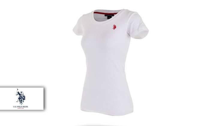 2 6 חולצות טי-שירט לנשים