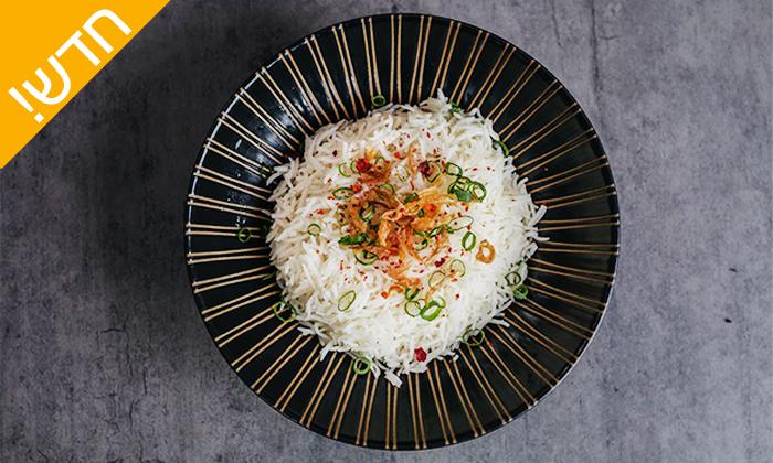 14 ארוחת פרימיום זוגית ב-MA אסיה בר, אשדוד