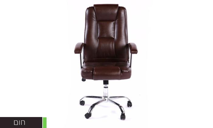 5 כיסא מנהל אורתופדי