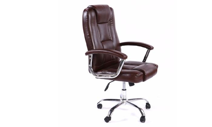 6 כיסא מנהל אורתופדי