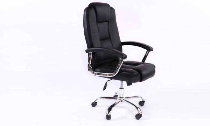 7 כיסא מנהל אורתופדי